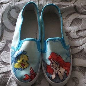ed19c6617075 Women s Little Mermaid Shoes on Poshmark
